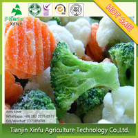 competitive price and quality frozen mixed vegetables frozen broccoli