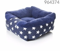 High quality plush animal shaped pet bed luxury dog bed dog home