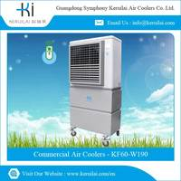 Keruilai Portable Big Size Air Cooler with Honeycomb Cooling Pad