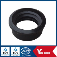 EPDM rubber cover for 60mm 72mm 87mm terminal rubber cover rubber protection cover for camera