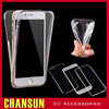 For New Apple iPhone SE/5/5S TPU Gel Jelly Skin Case / Cover Crystal Clear