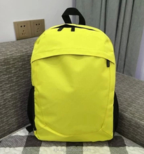BA-1432 Shenzhen Kangjiaxu Bags cheap canvas backpack ,custom canvas backpack