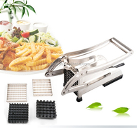 Manual French Fry Cutter Stainlee Steel Potato Cutter/Chipper