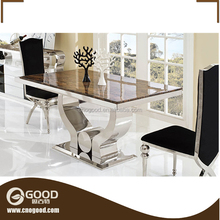Foshan Stainless Steel Dining Table Base From Suppliers - Stainless steel dining table base suppliers