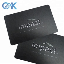 Promotional Silver/Gold Color Foiling pvc <strong>card</strong> with best price~