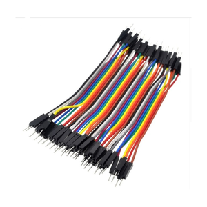 10cm 2.54mm 40pin Male to Male jumper wire Dupont cable