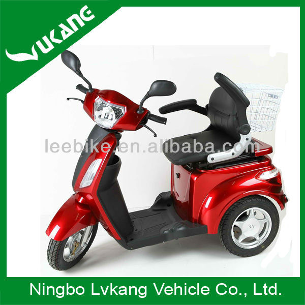 Smart Light Three Wheel Electric Tricycle Suppliers