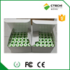 rechargeable battery CGR 18650CG 3.7V lithium ion battery 2200mAh (3A discharge rate)