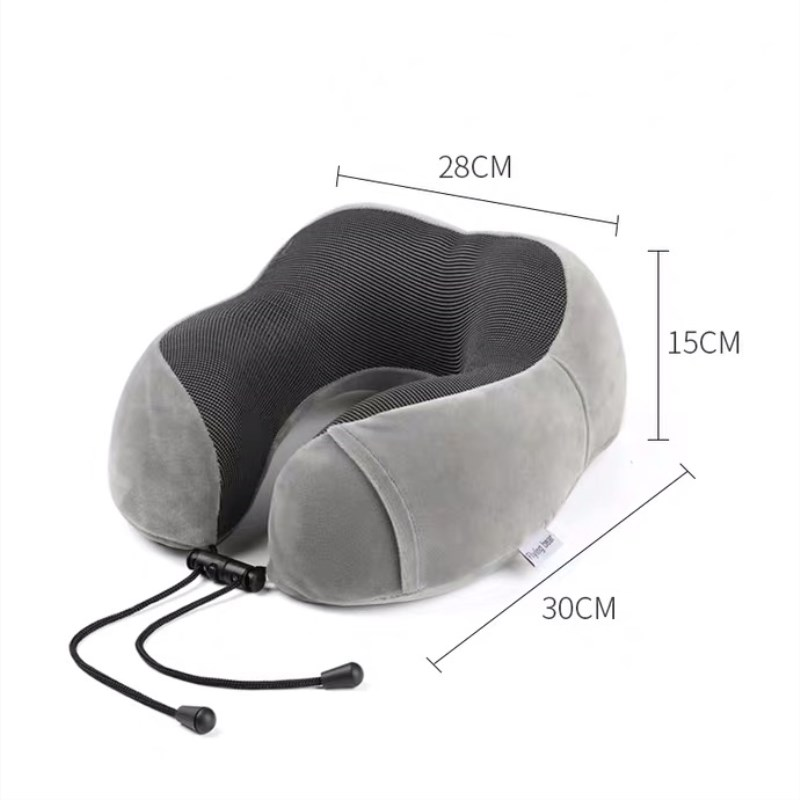 Factory OEM Car Airplane Office Rest Memory foam Neck Support Travel Pillow