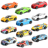 Miniature Metal Simulation Toys Alloy Car Model Collection
