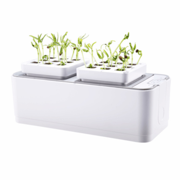 Hydroponic led growing system mini indoor Garden desktop led Plant Grow Light