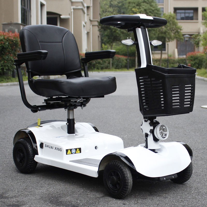 three wheel motorcycle for the disabled mobility scooter