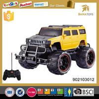 High speed rc buggy truck off road vehicle