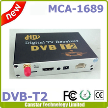 Columbia Russia CAR DVB-T2 Mobile DIGITAL TV TUNER