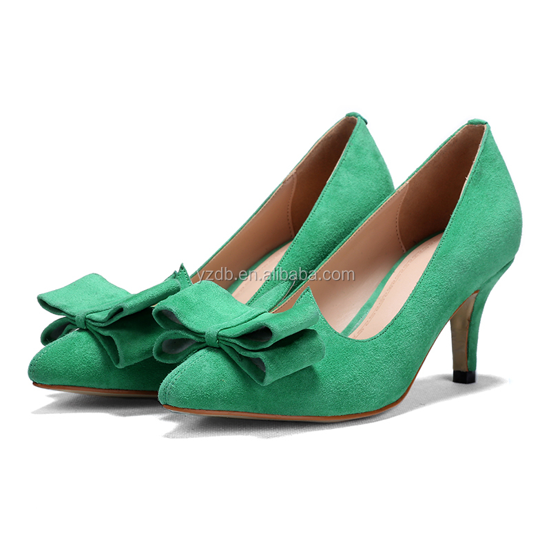 factory wholesale green evening shoes buy green evening
