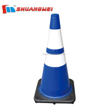 Alibaba Trade Assurance product road safety 450mm Soft PVC traffic cone pvc traffic cone