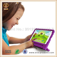 EVA Protective Stand carrying Kids Tablet 7 inch Case For Samsung Galaxy Tab 4 T230 7 inch android tablet