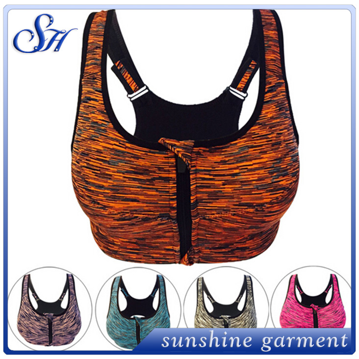 Absorb Sweat Quick Drying Professional Sports Bra Top yoga fitness Vest jogging Wireless Running Underwear for Women no rims