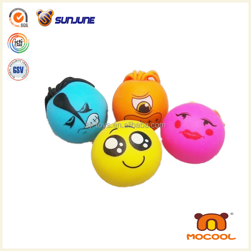 Halloween stress ball, custom squeeze anti stress ball