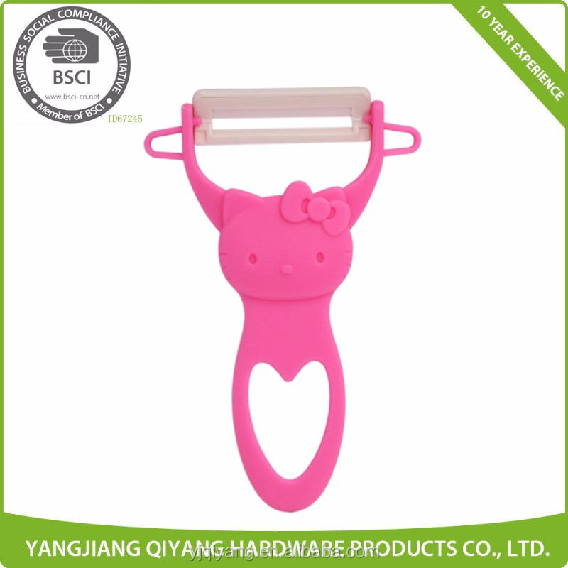 Popular latest Hello Kitty Fruit and Vegetable Peeler