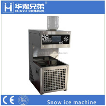 HY-200 200kg snow ice maker machine for kiosk hot sale in Thailand ice dessert snow maker