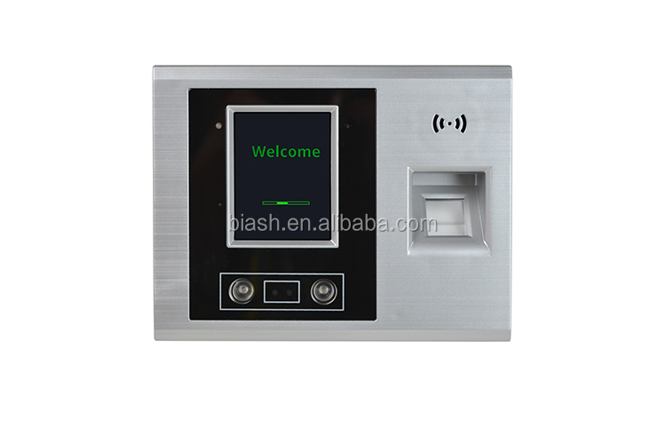 New Product Updating Time & Attendance Facial & Fingerprint Machine