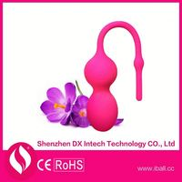 Bluetooth Kegel Ball vibrator for virgin iball APP Newest vagina love balls sex toy men women