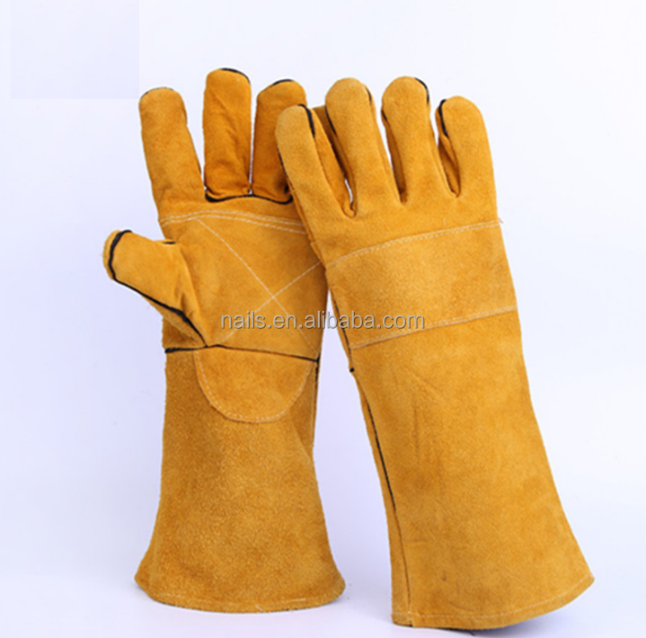 Cheap Price Hand Protection Innovate Electric Welding Glove