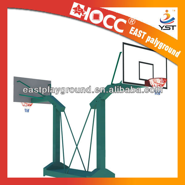 portable basketball stand outdoor