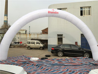 China cheap inflatable entrance arch for event