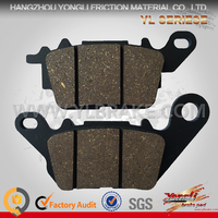 China Supplier Factory Provide Directly Brake Pads Motorcycle Accessories for Lifan