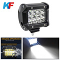 4 Inch 18W CRE Tri Row LED Light Bar(KF-W018N)
