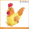 Custom Home Decoration Yellow Plush Soft Toy Chicken