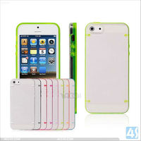 2013 new products glow in the dark case for iPhone 5C case P-IPH5CHC004