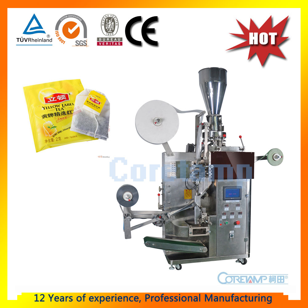 Full Automatic Scented Teabag Packaging Machine