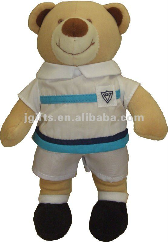 Plush Soft Stuffy Toys Bear for Children and Kids