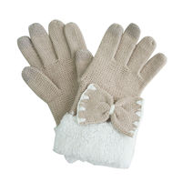 Fashionable women's touch screen gloves for iphone,ATM,smart phone.