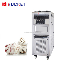Alibaba Trade Assurance Best Commercial Cone Ice Cream Making Machine Wholesale