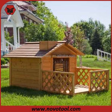 2015 Hot Sales Various Specification Wooden Dog Crates Cage,Out Door Hose For All Size Dog
