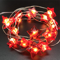 High quality low voltage waterproof battery box bright star lowes orange falling tube led motif Christmas light