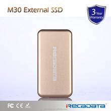 New Original light weight mini Tyrant Gold ssd 512gb encryption portable hard drive with internal SSD inside