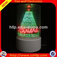 2014 hot sale wholesale led 3D usb outdoor wire lighted christmas tree manufacture