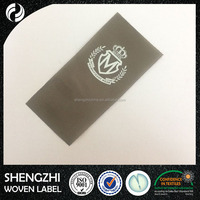 taffeta High quality and factry price adhesive private printed label