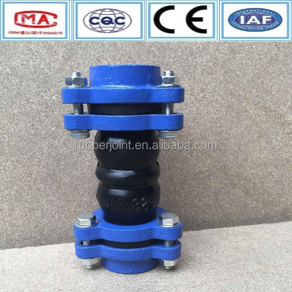 British standard EPDM threaded rubber joint china supplier