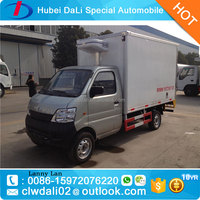 Changan 4*2 type 550kg~1 ton refrigerated freeze truck