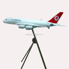 CUSTOMIZED LOGO RESIN MATERIAL boeing b737-800 resin aircraft model