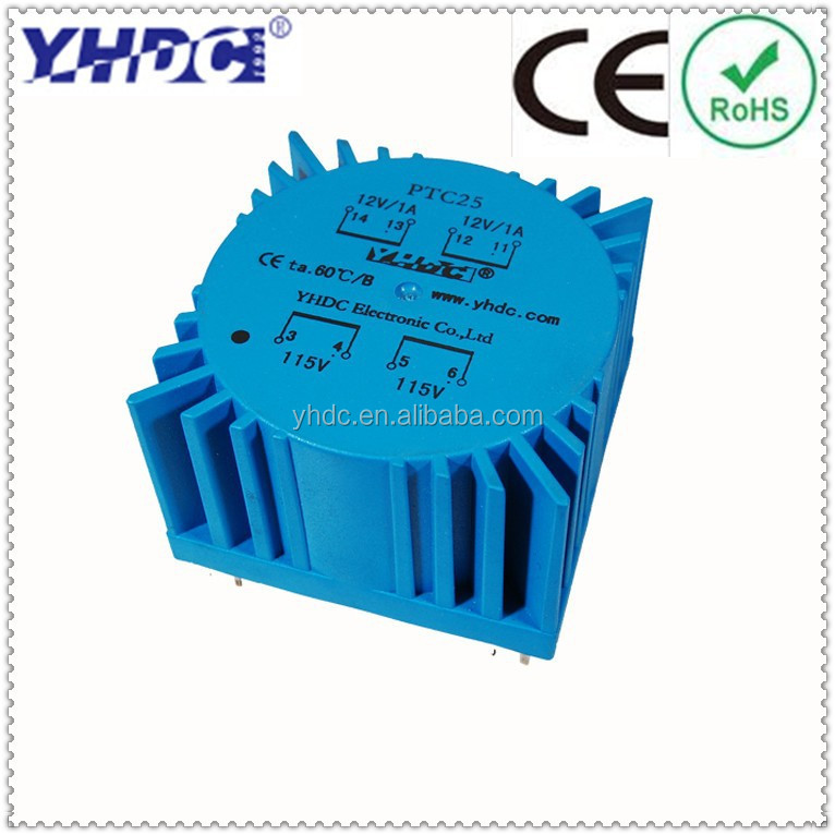 toroidal audio transformer /electrical transformer manufacturer