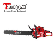New arrival durable 73cc small chain saw wood tree cutting machine