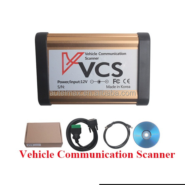 Top quality vcs vehicle communication scanner interface for car accessories with lowest price
