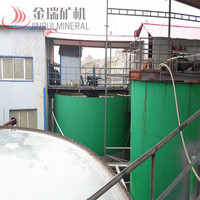 gold mining equipment agitated tank leaching cyanide gold process leaching tanks